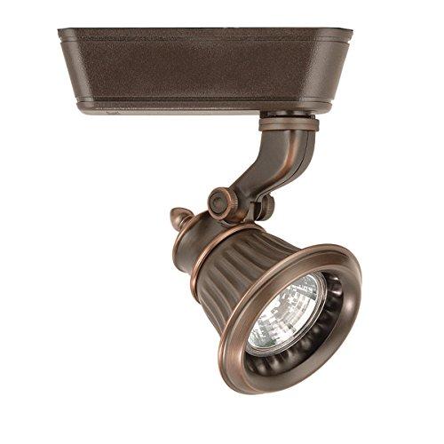 (WAC Lighting JHT-886-AB Low Voltage Track Fixture, Antique Bronze)