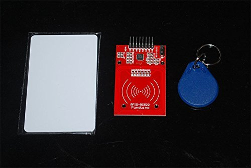 Untouched IC Card RC522 CAARD RED Antenna RF RFID Reader IC Card Proximity ()