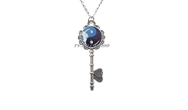 Yin and Yang Locket Pendant.Y138 Yin /& Yang Locket Necklace Yin Yang Locket Pendant Yin Yang Jewelry Yin Yang Locket Necklace