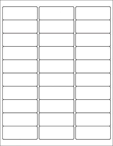 office depot raffle ticket template - 30 up 100 sheets sticker labels fba address shipping