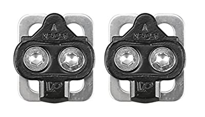 "Venzo Fitness 9/16"" Thread Shimano Exercise SPD Compatible Spin Bike Pedals"