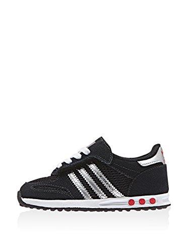 adidas Zapatillas La Trainer Cf I Negro / Blanco EU 25