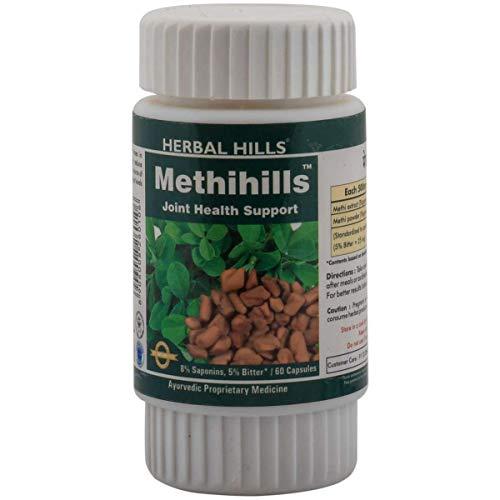 Herbal Hills Methihills – 60 Capsules
