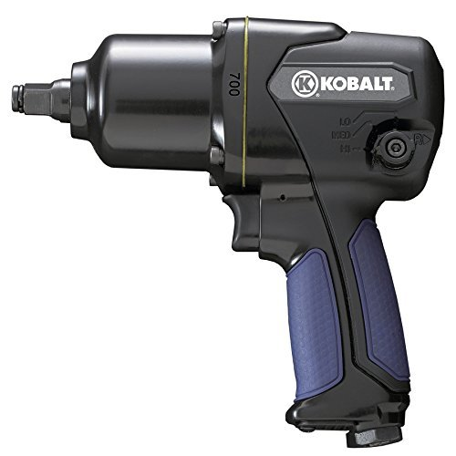 Kobalt 1/2-in 700 ft-lbs Air Impact Wrench (0495893)