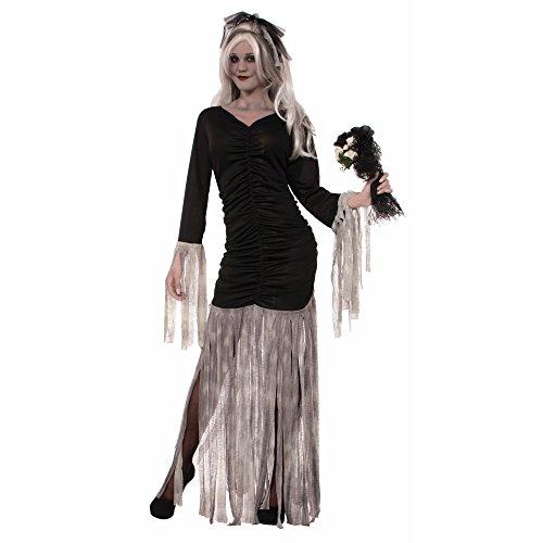 Forum Novelties Women's Reaper Bride Costume, Multi, One Size