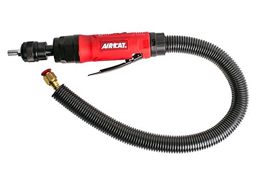 AIRCAT 6402 Low Speed Tire Buffer, Red & Black, - Speed Buffer Tire