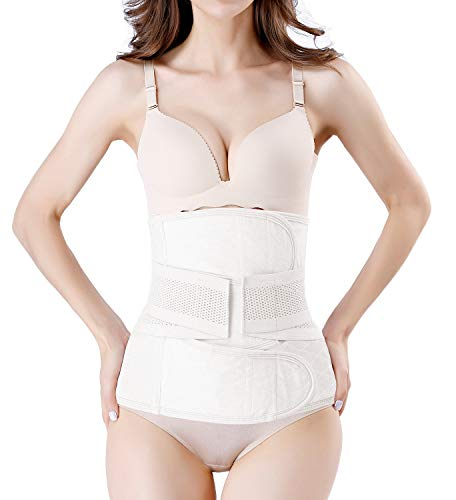 C-Section Recovery Belly Band Hysterectomy Postpartum Girdle Belly Wrap C Section Abdominal Binder
