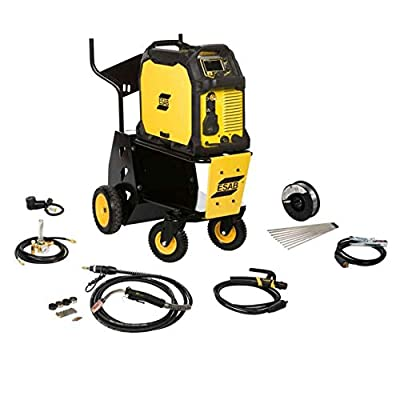 ESAB Rebel EMP 285ic Multi-Process Welder (MIG STICK TIG), 1 Phase wit