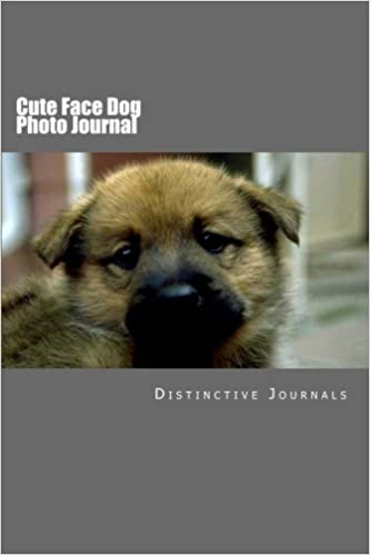 Pretty Canine Dog Photo Journal: (Notebook, Diary, Blank Book) (Dog Photo Journals Notebooks Diaries)