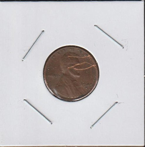 1949 S Lincoln Wheat (1909-1958) Penny About Good