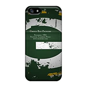 Great Hard Cell-phone Case For Iphone 5/5s (tTs14182sAUy) Support Personal Customs High Resolution Green Bay Packers Pictures