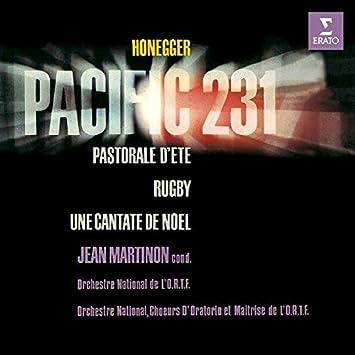 オネゲル:パシフィック231、ラグビー、夏の牧歌、クリスマス・カンタータ(UHQCD)