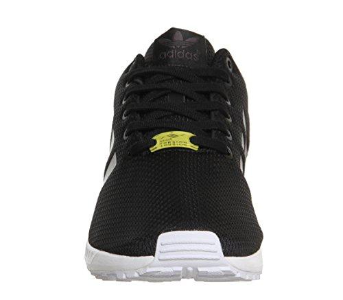Adulte Unisexe Flux Adidas Noir Zx Chaussures RwOWUB