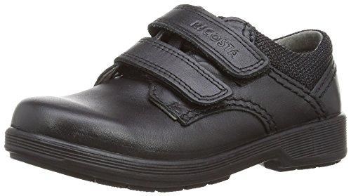 Ricosta William Middle Fit, Boys' Loafers, Black (Schwarz 090), 1 UK (33 EU) ()