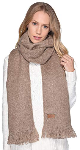 UGG Boucle Knit Wrap
