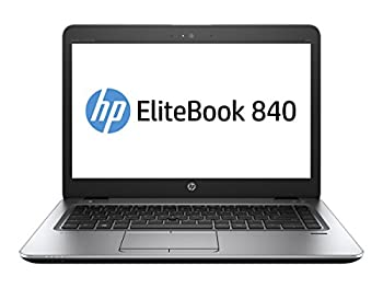 "Hp Elitebook 840 G3 T6f46ut#aba (14"" Led Display, 8gb Ram, 256gb Ssd, Water Resistant Keyboard, Media Card Reader, 720p Camera, Windows 7 Pro 64) 1"