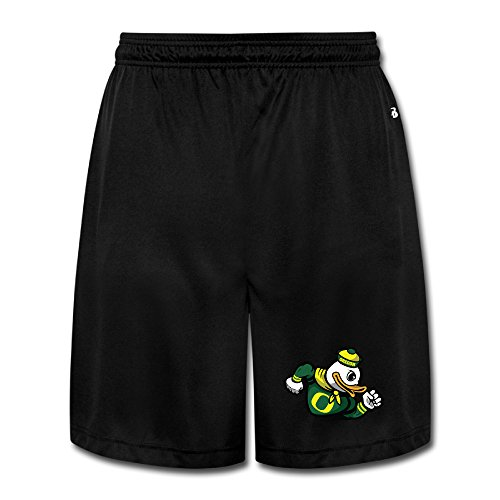 AmFUN Men's Oregon Duck Shorts Sweatpants
