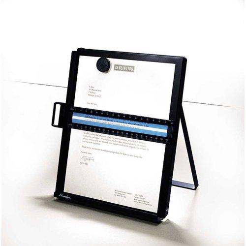 Kensington S7062046b Metal Letter Size Copyholder ()