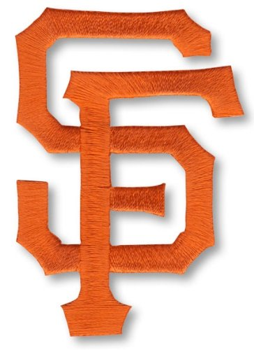 (Emblem Source San Francisco Giants SF Embroidered Emblem Logo Patch)