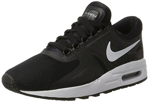 Nike Air Max Zero Essential GS Youth Running Shoes Black/White/Dark/Grey