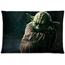 16x24 inch 40x60 cm cushion pillow covers cases Polyester + Cotton friendly Breathable Star Wars Detours