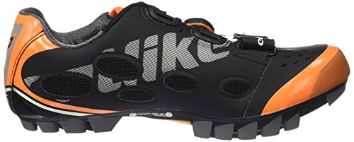 Catlike Whisper MTB 2016, Zapatillas de Ciclismo de montaña Unisex Adulto, Negro (Black/Orange), 43 EU: Amazon.es: Zapatos y complementos