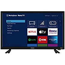 Westinghouse WR24HX2200 24 inch Class LED Full HD Smart Roku TV (Renewed)