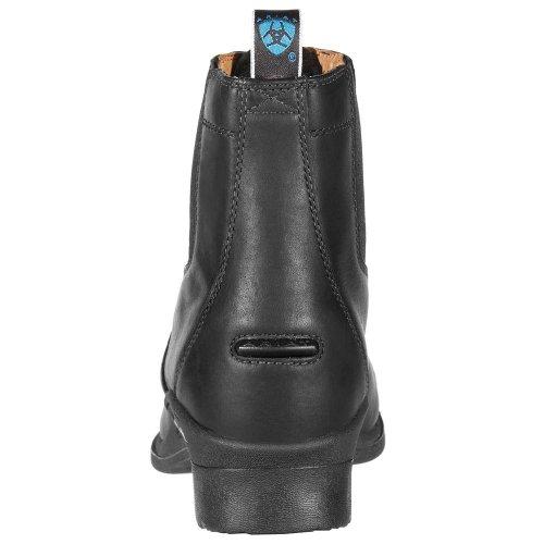 ARIAT Damen Stiefelette DEVON PRO VX mit Reißverschluß vorne, schwarz, 8 (42)