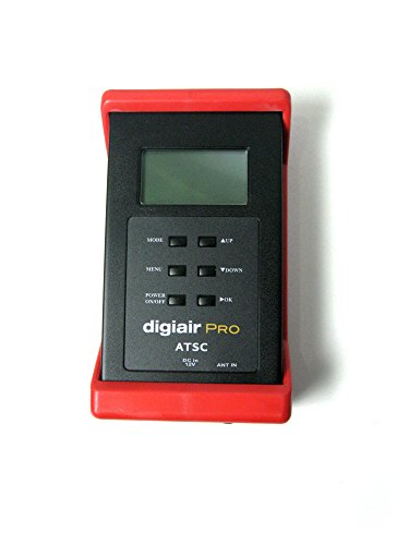 Solid Signal Digiair Pro ATSC TV Antenna Signal Meter Spectrum Analyzer (DIGIAIR-PRO-ATSC)