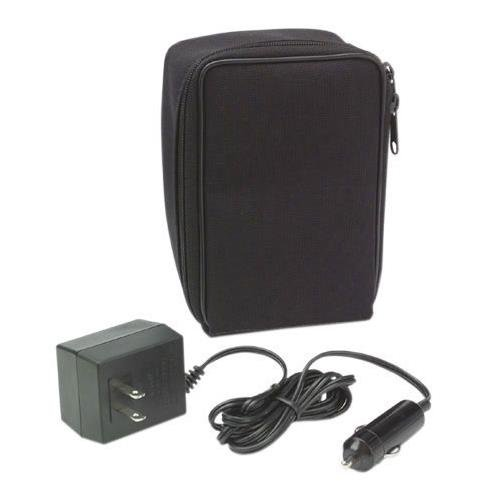 (Smith-Victor 12 Volt Battery in a Belt Bag, with Charger)