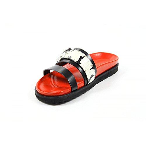 Alexander McQueen ladies sandals 376762 WHG15 1070 Multicolor QIrUT