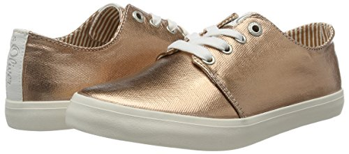 Rosa gold Mujer Para 23606 Zapatillas 593 S rose oliver 0OxqX