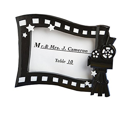 Hollywood Movie Themed Place Card / Photo Frame by Fashioncraft