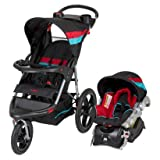 Baby Trend Jogger Travel System Jordan include Car Seat Base - Stroller - Car Seat