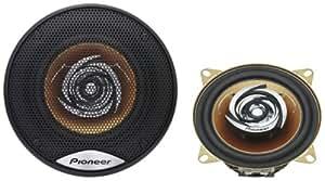 Pioneer TS-G 1046 - Altavoces coaxiales para coche, marrón