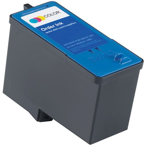 Dell 922, 924, 942, 944, 946, 964 Standard Capacity Color Ink Cartridge (Series 5) (OEM# 310-5375; 310-6966; 310-5884; 310-6971; 310-8236; 310-7162), Part Number J5567