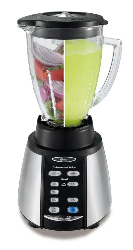 Oster-Reverse-Crush-Counterforms-Blender-with-6-Cup-Glass-Jar-7-Speed-Settings-and-Brushed-Stainless-SteelBlack-Finish