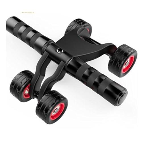 ZLL Abdominale roue d'exercice/équipement ABS-roue/ménage polyvalente à quatre roues exercice machines fitness