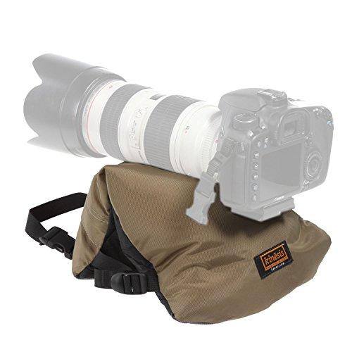 Kinesis SafariSack 4.2 (Khaki/Buckwheat Filled) (Best Lens To Use For Newborn Photography)
