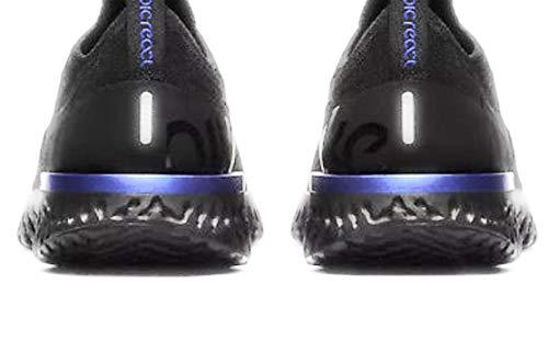 Scarpe Nike Multicolore Bl racer 004 Uomo Fitness Black React Epic Flyknit da Black Brnq0BSwt