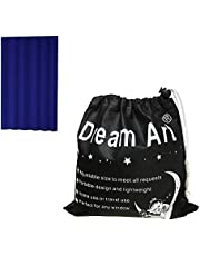 DREAM ART Portable Blackout Curtain in Home Travel Use