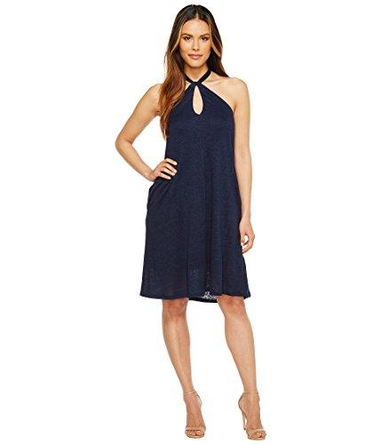 [ヘザー] HEATHER レディース Krissy Linen Keyhole Halter Dress ドレス Cove XS [並行輸入品]