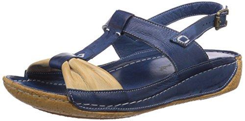 Andrea 300 Femme Blau Conti 799202300 Bleu Blau Beige U0rUw