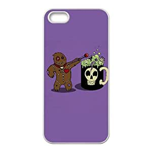 iPhone 5 5s Cell Phone Case White NIGHT BREW SUX_950585