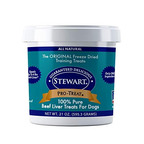 Gimborn Stewart Freeze Dried Beef Liver (21 oz)