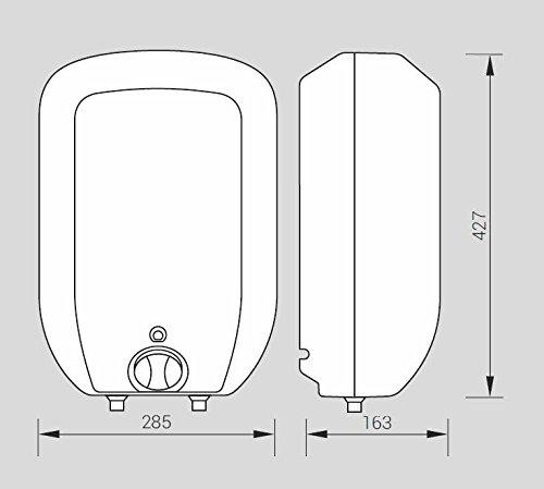 warmwasserspeicher druckfest 5 liter untertisch poc d5 kospel kleinspeicher kaufen tool02