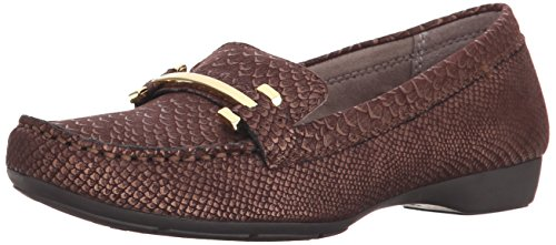 popular sale online discount fashionable Naturalizer Women's Gloria Slip-On Loafer Brown buy cheap 2015 new 8o0XVLd