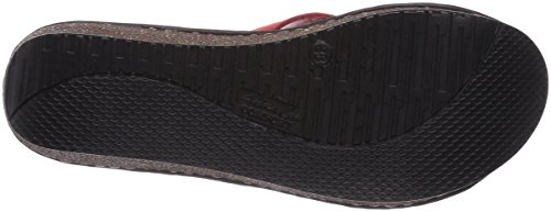 Conti Clogs Rot 021 Andrea 0799224002 Rot Red Women's HqTdwT