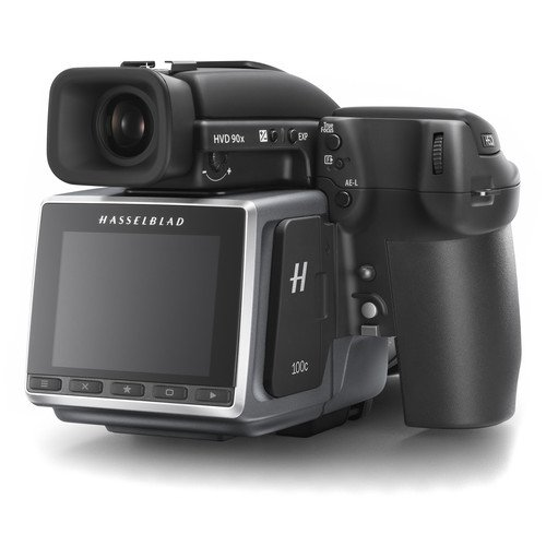 Hasselblad H6D-100C Medium Format DSLR Camera, Gray