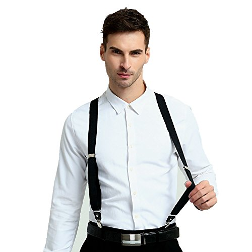 A nice set of suspenders.